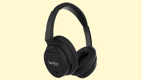 Ubon Hp 800 Wireless Anc Headphones Price Specification And Features Gizbot News