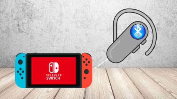 How To Use Bluetooth Headphones With Nintendo Switch Gizbot News