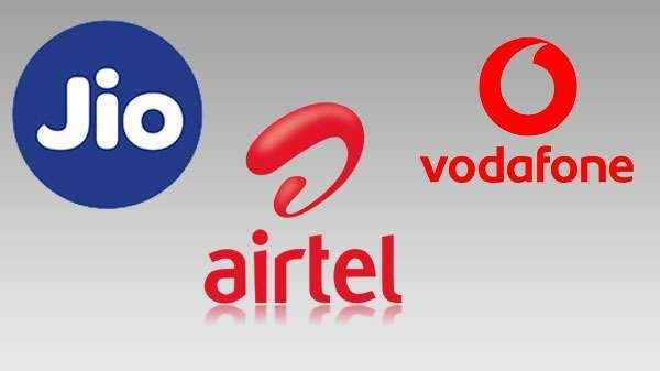 How To Get 84GB 4G Data Per Month From Vodafone, Airtel, And Reliance Jio -  Gizbot News
