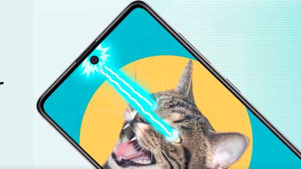 Samsung Galaxy A51 Launches With Quad Camera And Punch Hole Display Today In India Price And Specifications Gizbot News