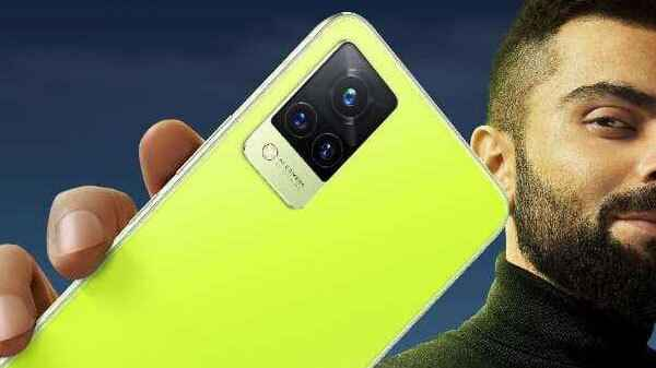 Vivo V21 5G Neon Spark Color Variant Coming On Oct 13 In India; What's New  In Store? - Gizbot News