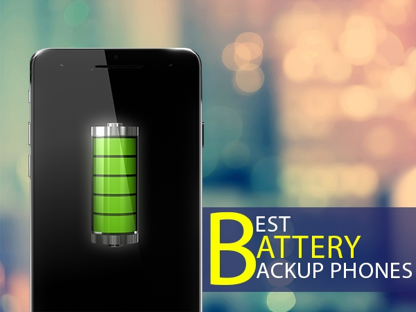 Best Battery Mobile Phones in India - April 2020 | Top 10 Battery ...