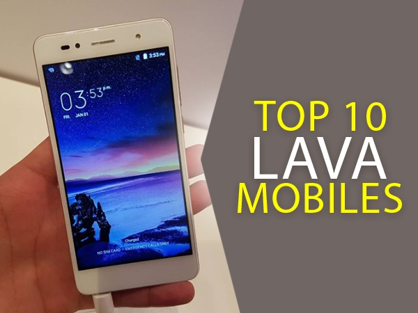 lava best phone