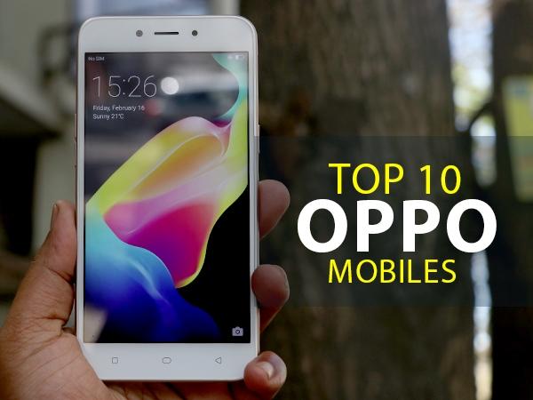 Best OPPO Mobile Phones in India - September 2019 | Top 10
