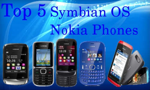Top 5 Best Selling Nokia Symbian Phones under Rs 5000 Price