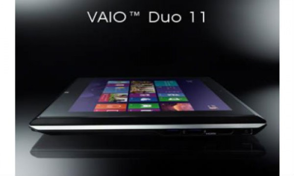 Sony Vaio Duo 11 Launched in India at Rs 89,900: Top 5