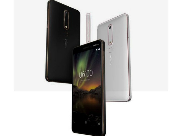 Nokia 6 (2018) Oreo update after first boot