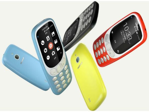 Nokia 3310 4G design
