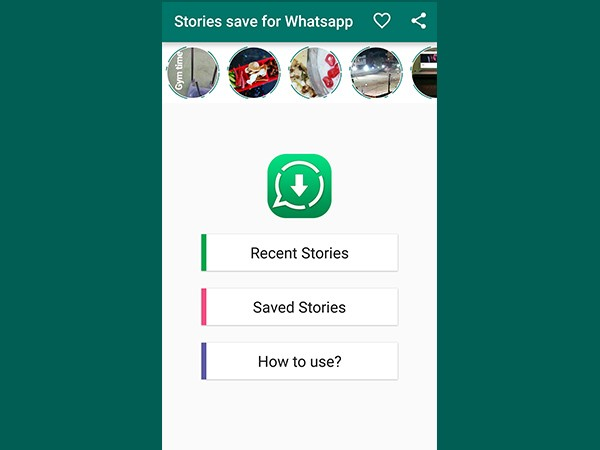 Method 3: Story Saver for Whatsapp