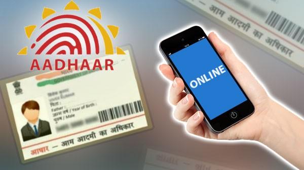 Update your Aadhaar details