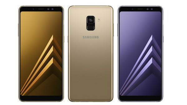 22% off on Samsung Galaxy A8 Plus