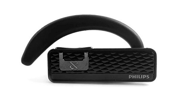 Philips SHB1500 in-Ear Bluetooth Headset (Black)
