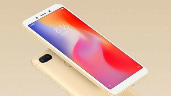 Xiaomi Redmi 6 speculated specifications