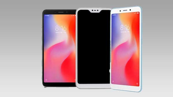 Xiaomi Redmi 6A speculated specifications