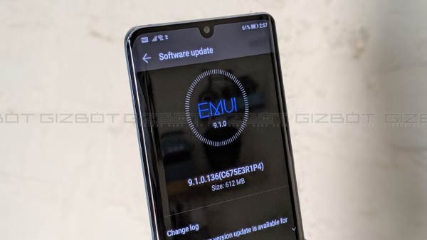Software- EMUI has come a long way