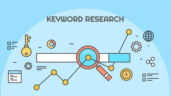 Using simple and short keywords