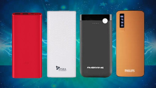 Best Power Banks Under Rs 1,000