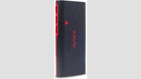 Intex 12500 mAh Power Bank