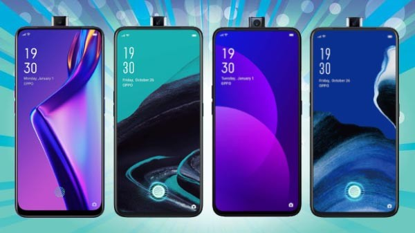 Best Oppo Pop-up Camera Smartphones Available To Buy In India