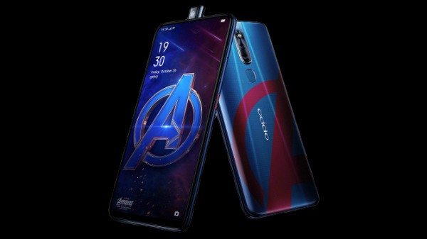 OPPO F11 Pro Marvels Avengers
