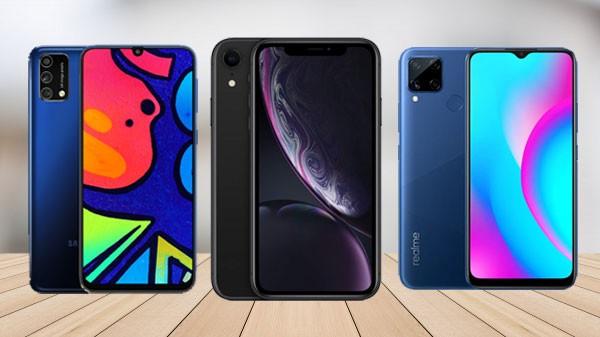 Top Selling Smartphones On Flipkart In 2020