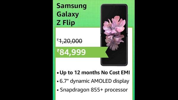 29% Off On Samsung Galaxy Z Flip