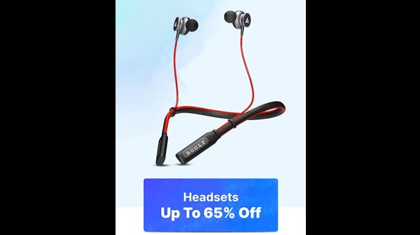 Up To 65% Off On Headsets