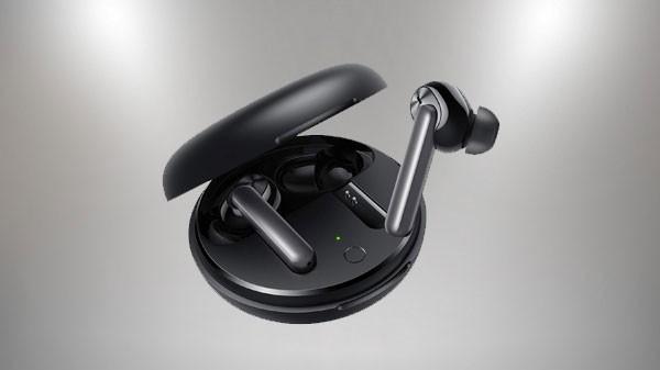 OPPO ENCO W31 ट्रू वायरलेस इयरफ़ोन (ब्लैक)