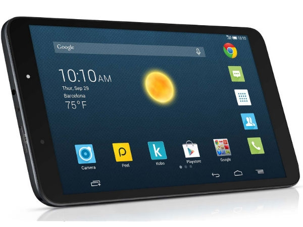 Alcatel One Touch Hero 8 Tablet Announced with FHD Display and More