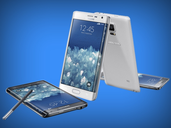 Samsung Galaxy Note Edge Announced At IFA 2014: 10 Camera Phone Rivals