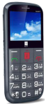 iBall Aasaan3 with Big Buttons and Big Display in Dual SIM - White