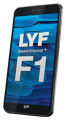 Lyf F1 Plus 32gb Black