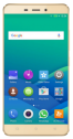 Gionee P7 Max Grey Os- Android Os, V6.0 /Cpu- Octa-Core 2.2 Ghz/Internal /32 Gb/3 Gb Ram/Dual Sim/5.5 Inches
