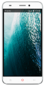 LYF WATER 7S - Dual Sim 4G VoLTE (Gold, 3GB RAM, 16GB ROM) with Fingerprint Sensor & Android 6.0 Marshmallow