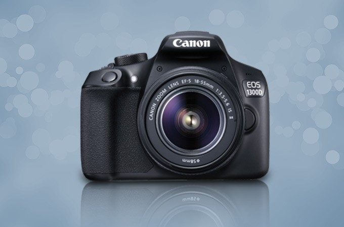 Canon EOS 1300D Price in India, Full Specifications, Features - Gizbot