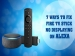 Fiz blank screen issue on Fire TV Stick using these 7 tricks
