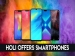 Holi offers smartphones: Get heavy discounts on Honor Play, Mi A2, Galaxy M20 and more