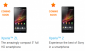Sony Xperia Z, ZL Coming to India: 5 Potential Rivals Of The Waterproof Handset & IrDA Able Phablet
