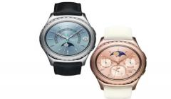 Samsung Announces Two Variants for Gear S2 Smartwatch: Rose Gold and Platinum