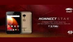 Swipe Konnect Star 4G VoLTE smartphone launched, goes on sale today exclusively on Shopclues