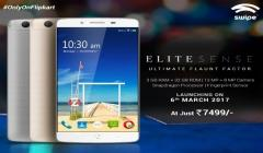 Swipe Elite Sense with 4G VoLTE goes on sale for Rs. 7,499; exclusive to Flipkart