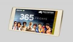 Micromax launches co-created tablet Canvas Plex with Eros Now