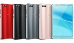 Huawei Nova 2s with dual rear and front cameras unveiled