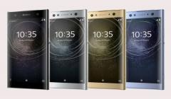 Sony Xperia XA2, XA2 Ultra and L2 press renders leaked; no upgrades in design