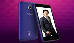 Ziox Astra Star budget smartphone launched in India