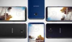 Samsung Galaxy C10 renders with full-screen design and dual cameras look premium