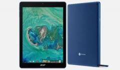 Acer Chromebook Tab 10 with Chrome OS launched; Specs, features and price