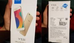 Vivo discreetly launches Y53i with Snapdragon 425 for Rs 7,990