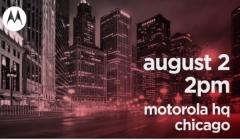 Motorola teases August 2 smartphone launch; Moto Z3, Moto One Power likely