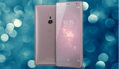 Android Pie rolling for Sony Xperia XZ2 and XZ2 Compact with new camera app